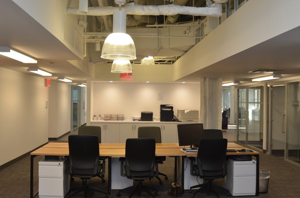 Bryant Park Corp Offices